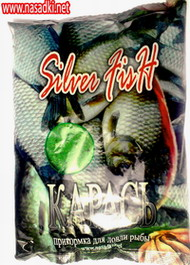 прикормка Сильвер Фиш (Silver Fish) - карась